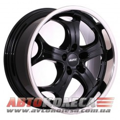 Alutec Boost 10,5x20 5x130 ET 55 Dia 71,6 (Black)